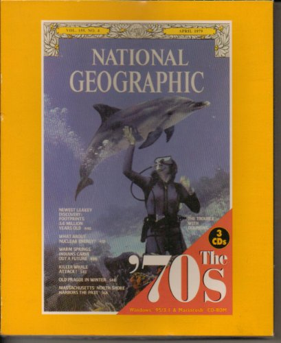 National Geographic The 70s: 3 CD-ROM
