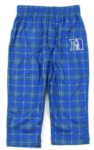 Duke Blue Devils Kids Flannel Sleep Pants Pajamas - Royal Blue (7)