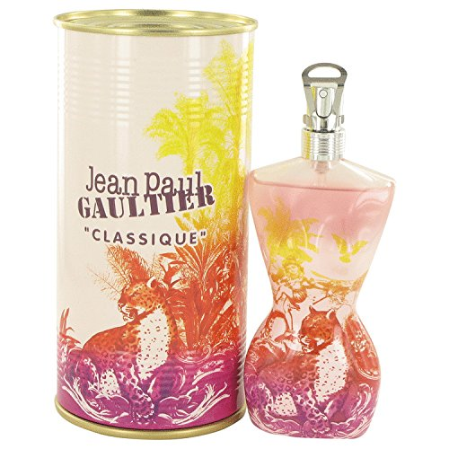 NEW JEAN PAUL GAULTIER Summer Fragrance Perfume 3.3 oz Eau D'ete Summer Fragrance Spray (2015) FOR WOMEN Dete Summer Eau De Toilette