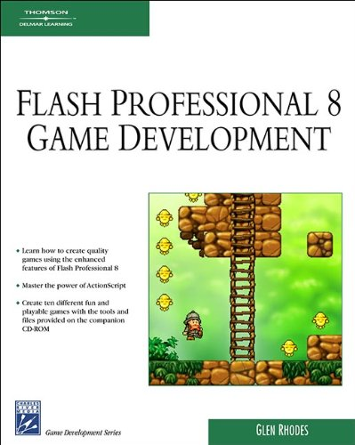 Macromedia Flash Professional 8 Game Development by Brand: Charles River Media
