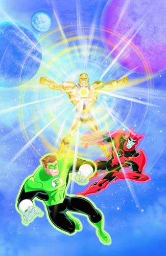 Green Lantern: The Animated Series #7 Comic Book - DC pdf