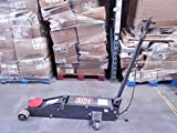 10 ton trailer - Air/Hydraulic Service Jack, 10 tons, 7
