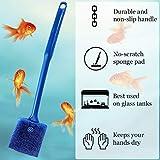 SunGrow Aquarium Sponge Scraper, 16 Inches