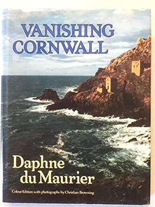 book cover of Vanishing Cornwall