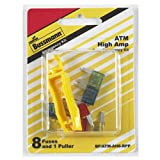 Bussmann (BP/ATM-AH8-RPP) High Ampere ATM Emergency Fuse Kit - 8 Piece