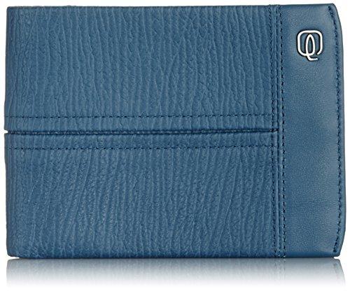 Piquadro Porte-monnaie PU1392SI Bleu by Piquadro