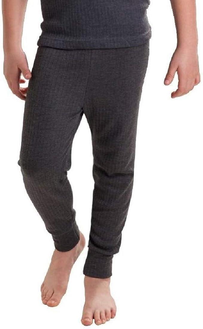 OCTAVE® Boys Thermal Underwear Long Johns//Pants//Long Underwear