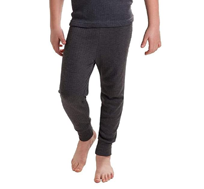 Octave 6 Pack Girls Thermal Underwear Long Johns//Pants//Long Underwear