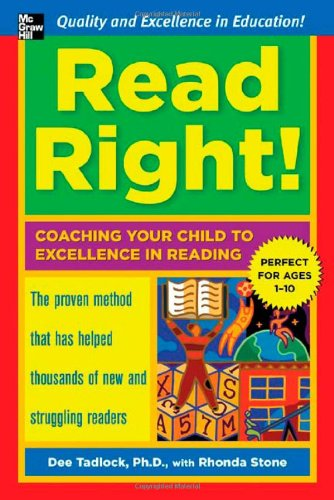 Download Read Right: Coaching Your Child to Excellence in Reading PDF ePub fb2 ebook