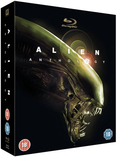 Blu-ray : Alien Anthology (1979) (6 Disc Set) (Blu-ray)