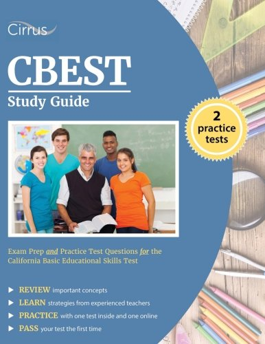 CBEST Study Guide: Exam Prep and Practice Test Questions for the California Basic Educational Skills Test pdf epub