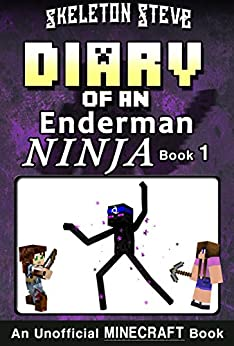 Diary Minecraft Enderman Ninja Unofficial ebook product image