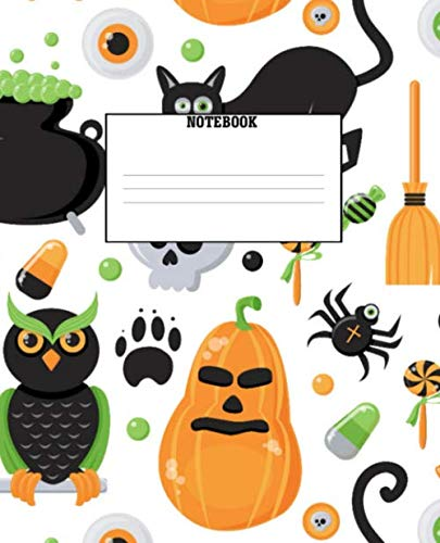 Activity Village Halloween Masks (Notebook: Show off your Halloween excitement with this fantastic)