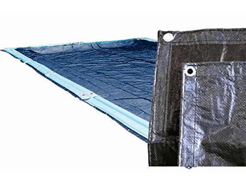 Ig Pool Covers (25' x 45' In-Ground Rectangle Pool Winter Cover - 8 yr)