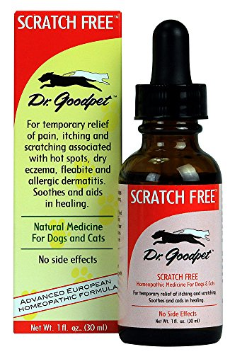 Dr. Goodpet Scratch Free for Pets -- 1 fl oz
