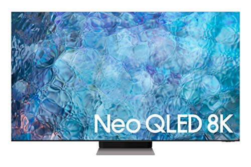 SAMSUNG 85-inch Class QN900A Series – Neo QLED 8K Smart TV with Alexa Built-in (QN85QN900AFXZA, 2021 Model)