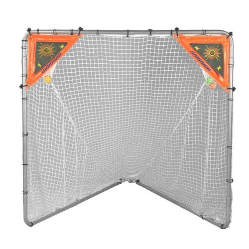 Warrior 2.0 Corner Goal Target (One Size, Orange)