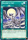 Yu-Gi-Oh! - Silver's Cry (SDBE-EN020) - Structure Deck: Saga of Blue-Eyes White Dragon - Unlimited Edition - Common by Yu-Gi-Oh!