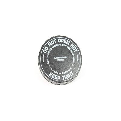 Mopar 4596198 Radiator Cap: Automotive