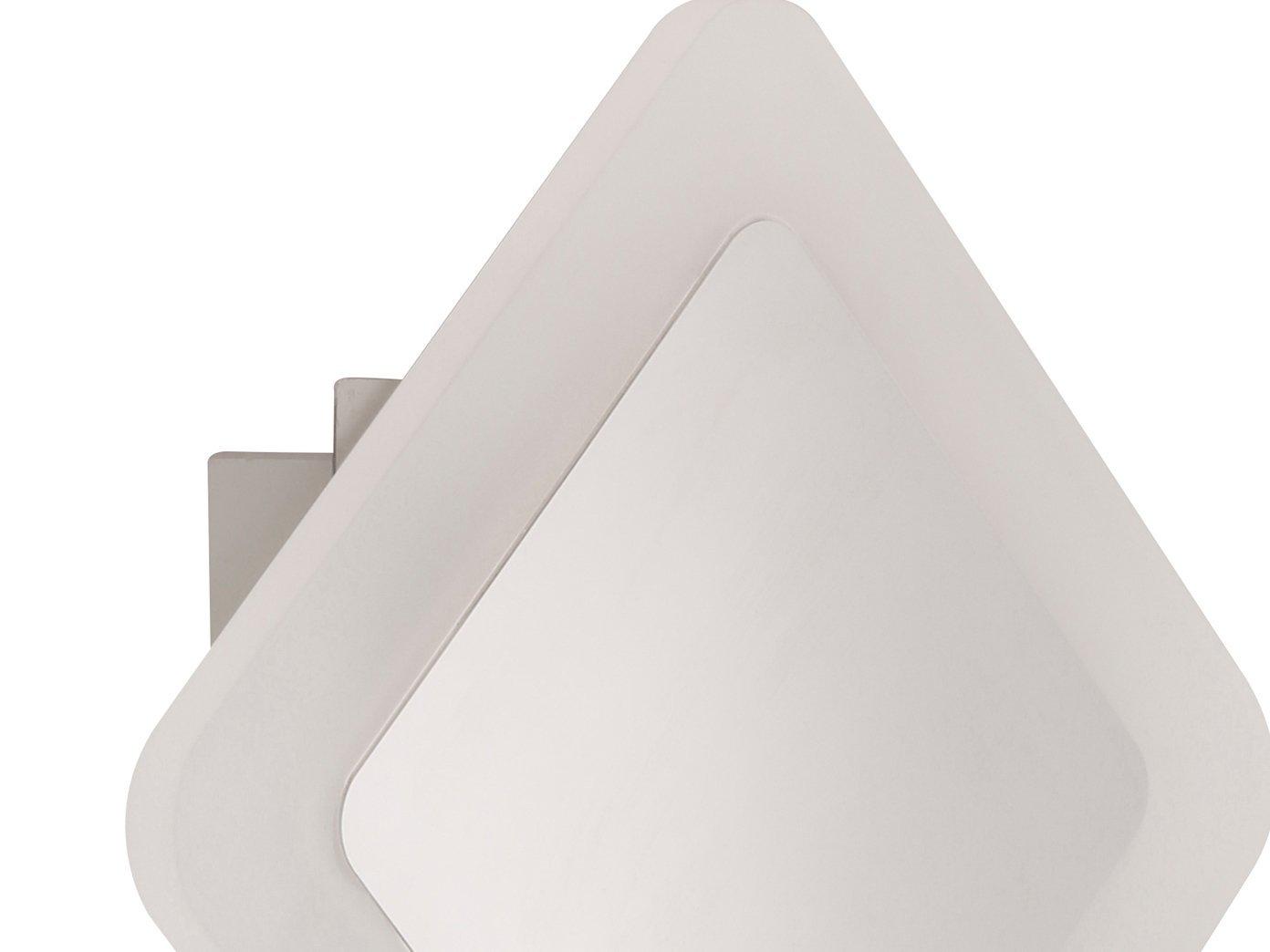 WOFI Deckenleuchte, Deckenleuchte, Deckenleuchte, Stahl^Acryl, Integriert, 23 W b66dfe