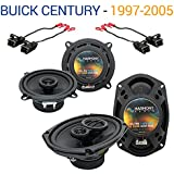 Fits Buick Century 1997-2005 Factory Speaker Upgrade Harmony R5 R69 Package New