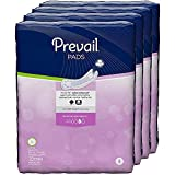 Prevail Maximum Absorbency Incontinence Bladder Control Pads, Maximum Long, 39-Count (Pack of 4)
