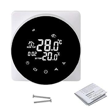 WiFi termostato Inteligente, Ayuda de Aplicaciones del regulador ...