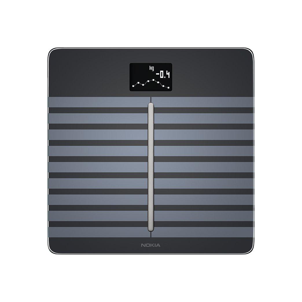 Nokia Body Cardio – Heart Health & Body Composition Wi-Fi Scale, Black by Nokia health (Image #1)