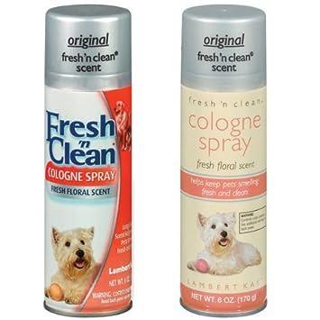 Original fresh N Clean Colonia para perros - 6-Ounce. hipoalergénico, Ambientador de perfume, Colonia, suministros de mascotas/Tiendas: Amazon.es: Productos ...