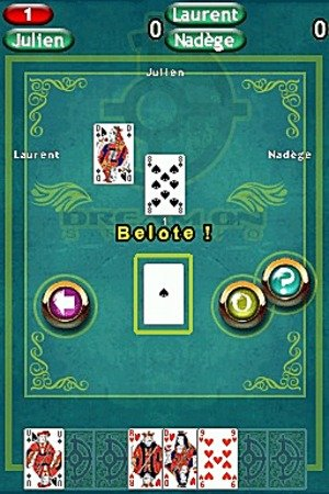 Jeu de belote Best Card Games Dual Screen