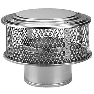Amazon Com Chimney 13880 6 Inch Homesaver Guardian Cap