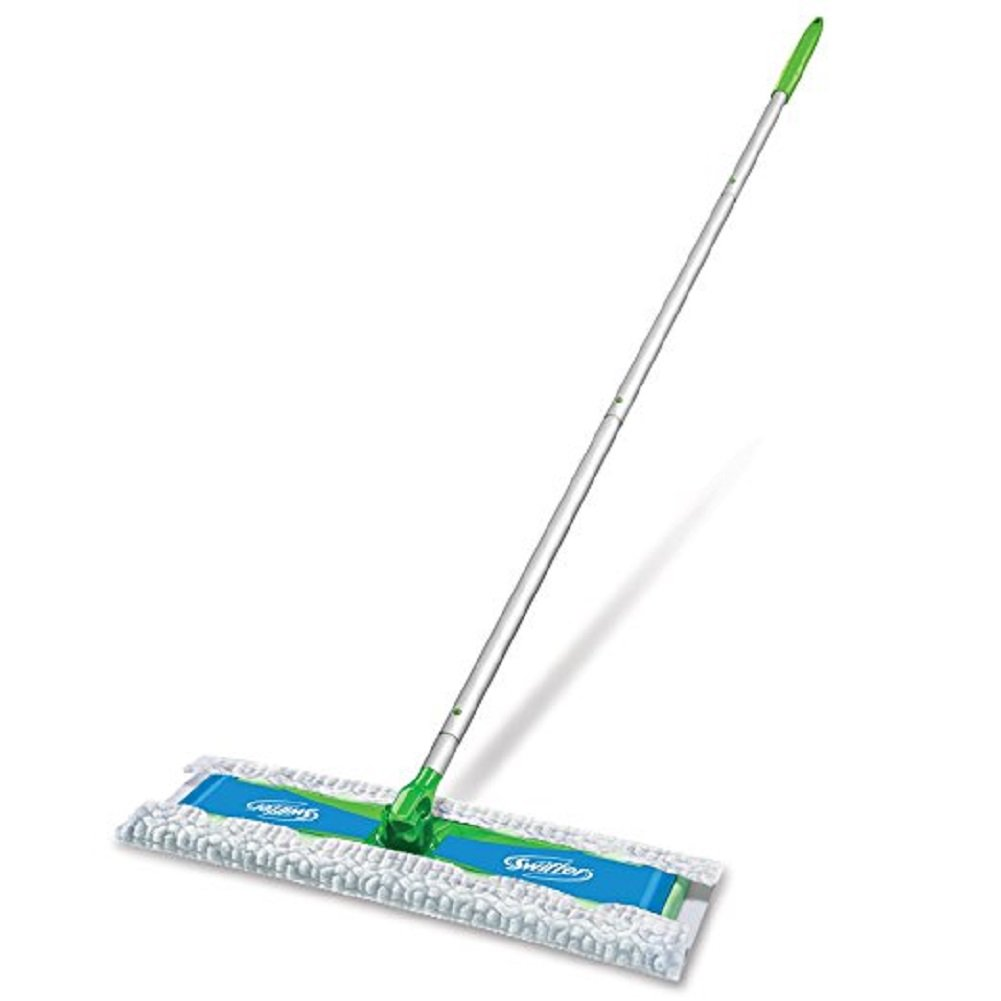 Swiffer Sweeper XL Dry Sweeping Pad Refills for Floor mop Unscented 16 Count (Pack of 6) by Swiffer (Image #3)