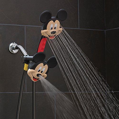 Sensational Oxygenics 79368 Mickey Mouse Combo Shower Head Download Free Architecture Designs Scobabritishbridgeorg