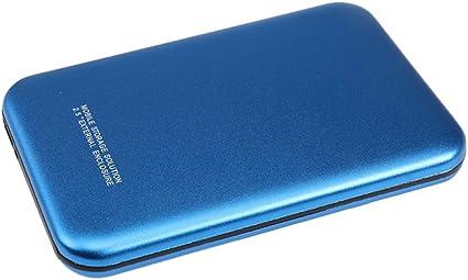 外付け HDD 2.5インチ USB 3.0 SATA ハードディスクドライブ LEDインジケータ - 500G