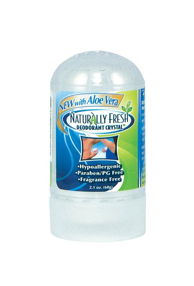 Naturally Fresh Deodorant Crystal Stick Reviews