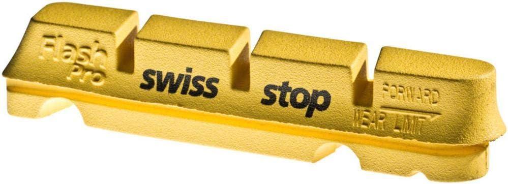 SwissStop Unisex's Yellow King Brake Pads, One Size