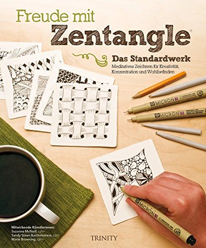 Freude mit Zentangle (Standardwerk)