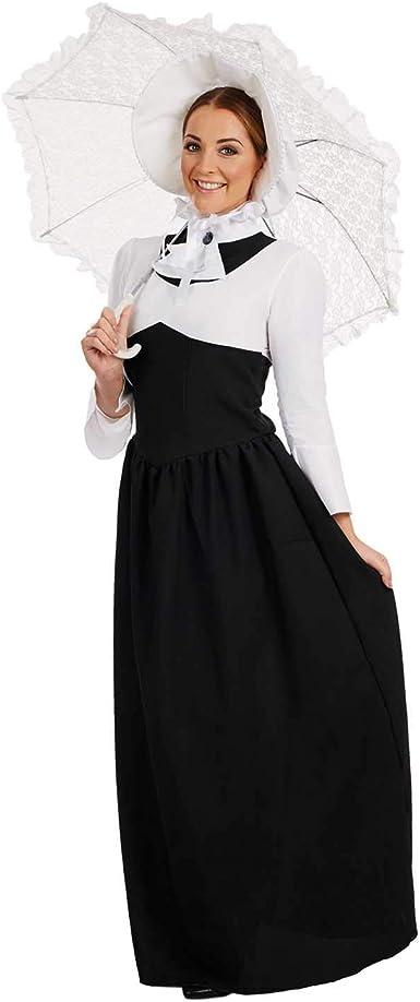Elegant Victorian Vixen Lady Adult Costume