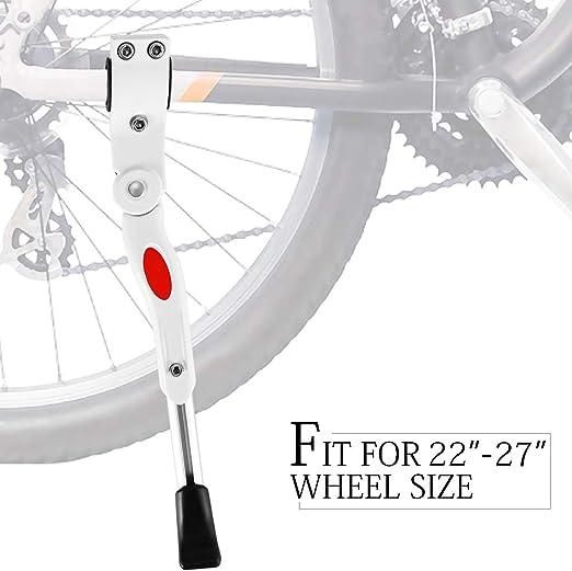 Houkiper Soporte Lateral de Bicicleta, Aleación de Aluminio ...