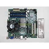 Intel DG33BU G33 Motherboard uATX + Pentium E2180 2.0GHz CPU + HSF I/O Plate