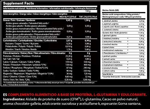 ISOLATE CFM 100% MONODOSIS 12 Uds./ 30 g FRESA - Suplementos ...