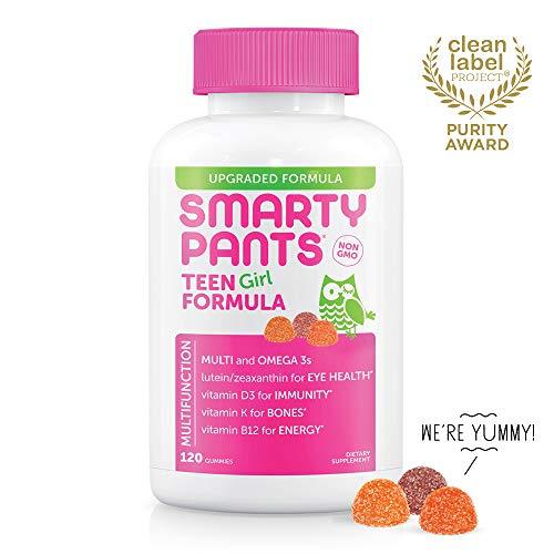 Daily Gummy Multivitamin Teen Girl: Biotin