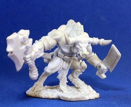 Reaper Bones Minotaur of the Maze