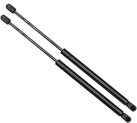 HZYCKJ 2 pezzi Supporto portellone posteriore per sollevatore a gas Ammortizzatore a molla Portellone ammortizzatore a gas OEM # 30716189