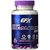 All American EFX Kre-Alkalyn Supplement, 120 Caps, 1 Count