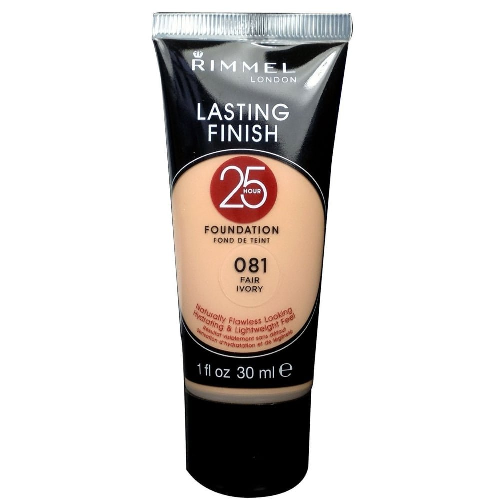 Amazon.com: Rimmel Lasting Finish 25 Hour Liquid Foundation True Nude: Beauty