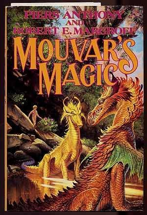 book cover of Mouvar\'s Magic