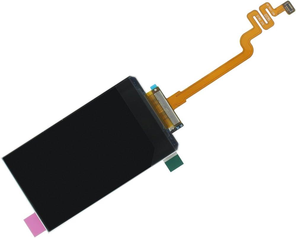 B Baosity Pour IPod Nano 7 Ecran De Remplacement Pour /écran LCD-Noir-LCD Pour IPod Kit De R/éparation Premium Avec Outils