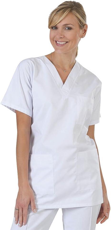 TALLA S. Label Blouse Mujer Blusa