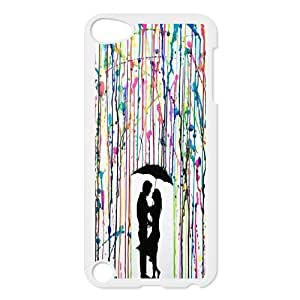 Rainbow And Glaring Color Protective Case 156 FOR Ipod Touch 5 At ERZHOU Tech Store